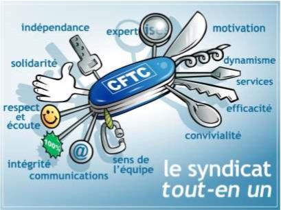 Pourquoi adhérer à la CFTC ?