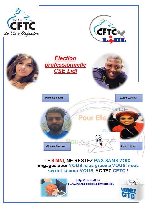 Élections professionnelles 2019 Du CSE DR 19
